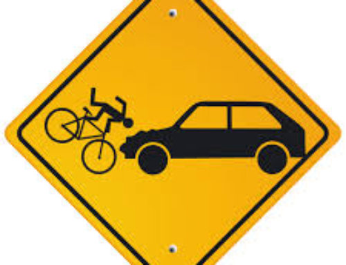 Bicyclists Injured in Separate Accidents